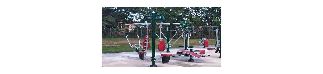 Appareils de fitness extérieur