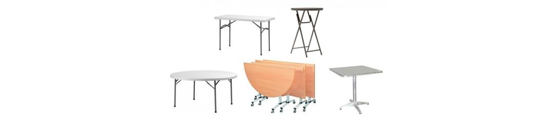 Tables jardin en polyéthylènetable de et et traiteur vwmN8Oy0n
