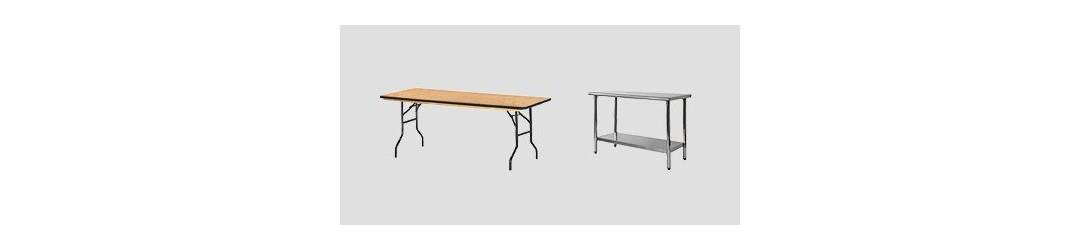 Tables traiteur -table de restaurant