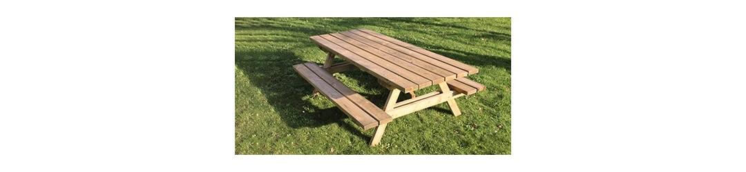 Tables plein air - Tables extérieures