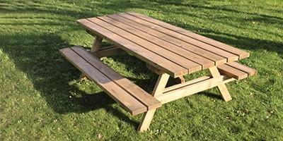 Tables Pique-Nique - Plein Air