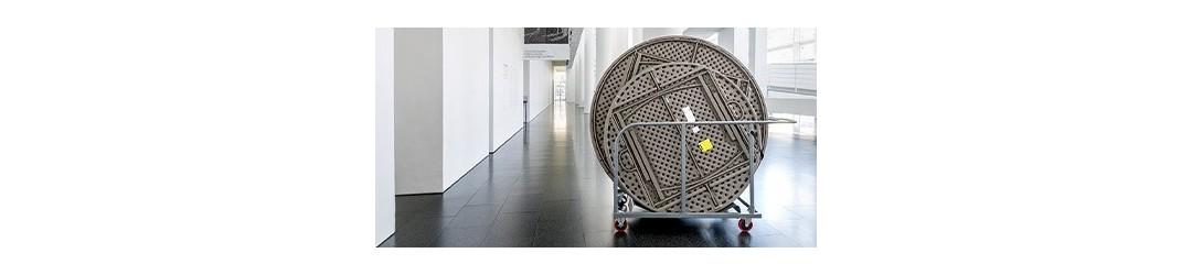 Chariot tables - FAP Collectivités